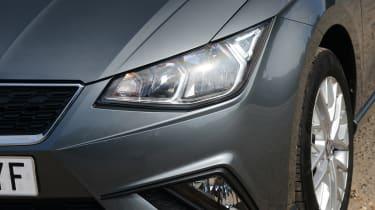 New SEAT Ibiza - front light