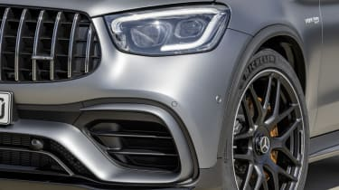 Mercedes-AMG GLC 63 S - headlight