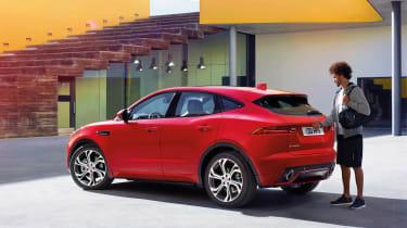 Jaguar E-Pace - rear