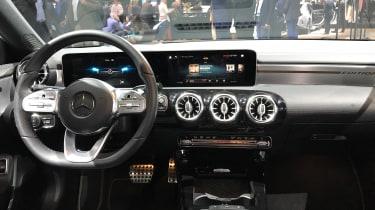 Mercedes A-Class Saloon - Paris - Interior