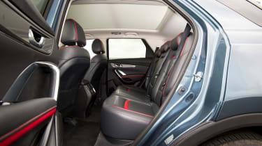 Changan CS55 - rear seats