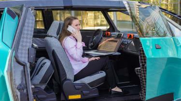 Toyota uBox - interior 3