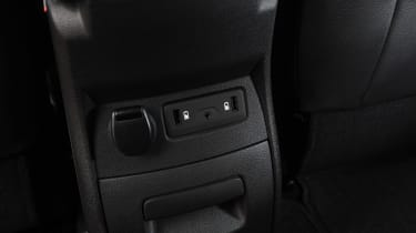 Renault Scenic - buttons
