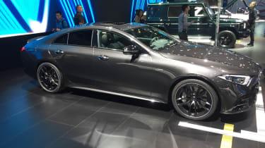 Mercedes-AMG CLS 53 - Detroit front/side