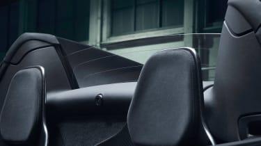 McLaren 600LT Spider - seat detail