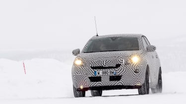 Peugeot 3008 Advanced Grip Control test