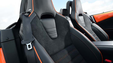 Mazda MX-5 30th Anniversary - seats