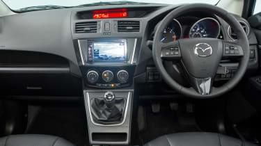 Used Mazda 5 - dash