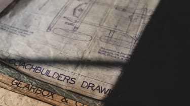 Alvis drawings