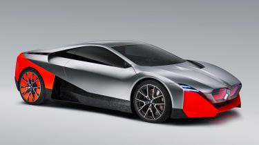 BMW Vision M NEXT concept - studio front