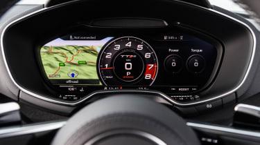 Audi TT RS 2016 - Virtual Cockpit