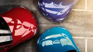 BMW M4 M Heritage Edition - bonnets