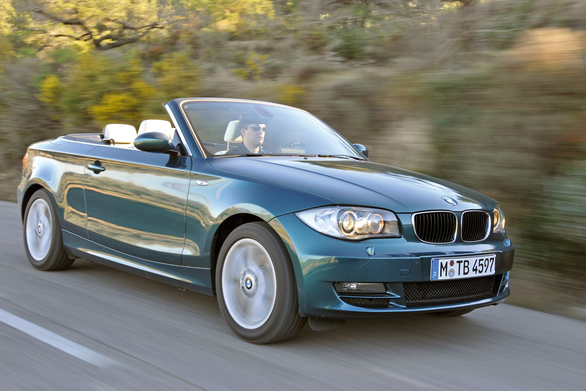 Bmw 1 Series Convertible 2008 2014 Review Auto Express
