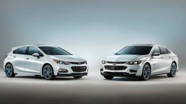 Chevrolet SEMA 2016 concepts