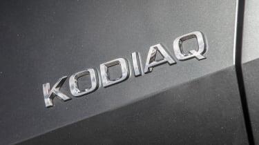 Skoda Kodiaq - Kodiaq badge