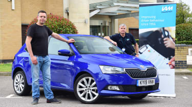 Skoda Fabia SE L: long-term test review - IAM Roadsmart header