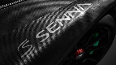 McLaren Senna Carbon Theme - Senna