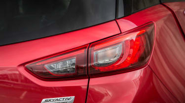 Mazda CX-3 - rear lights