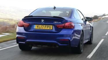 BMW M4 CS - rear