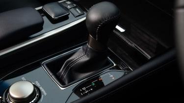 Lexus GS 300h Luxury gearstick