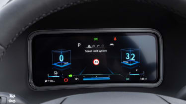 Hyundai Kona electric -  - screen
