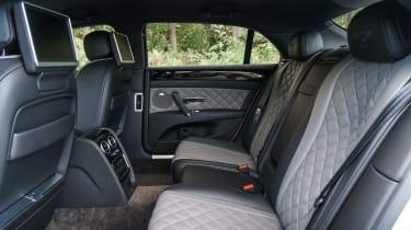 Bentley Flying Spur V8 S - rear seats