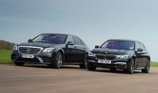 Mercedes S-Class vs BMW 7 Series - header