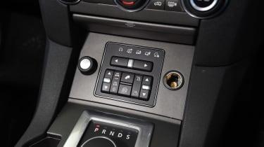 Land Rover Discovery Mk4 - centre console