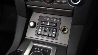 Land Rover Discovery Mk4 - centre console