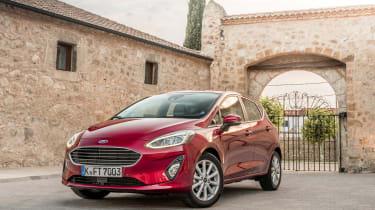 Ford Fiesta Titanium 2017 static
