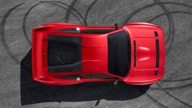 Kimera Automobili EVO37 - top