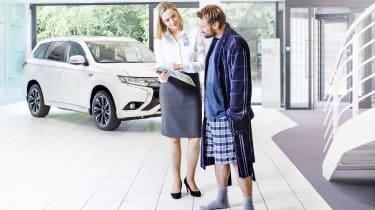 Mitsubishi Buy Online