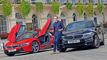 Our fleet cars 2017 - BMW 5 Series