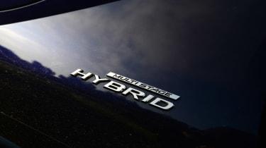 Lexus LC 500h -  Hybrid badge