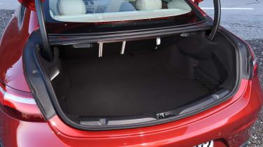 Mercedes E-Class Coupe - E 220d boot