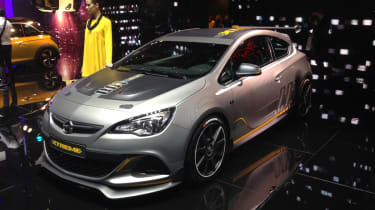 Astra extreme front