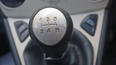Used Ford Ka review - transmission