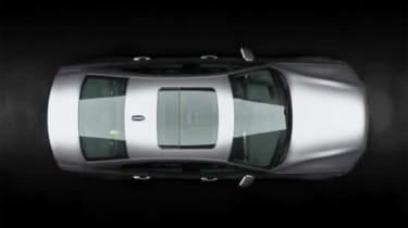 Volvo S60 - teaser above