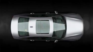 Volvo S60 - teaser above