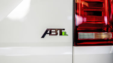ABT e-Transporter Sportsline badge