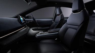 Nissan Ariya concept studio