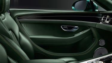 Bentley Continental GT Number 9 Edition by Mulliner - door