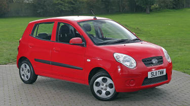 Used Kia Picanto - front