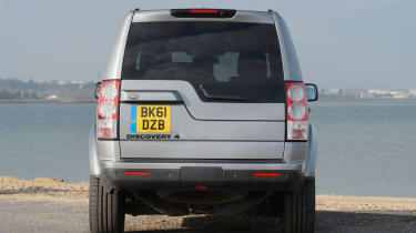 Used Land Rover Discovery review - rear