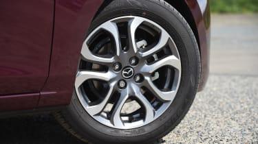 Mazda 2 - wheel