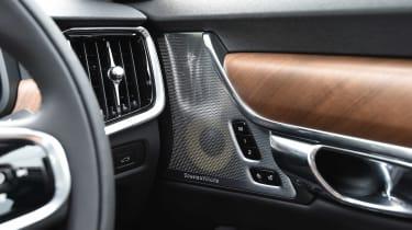 Volvo S90 - UK door speaker