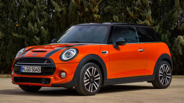 MINI Hatch - front static