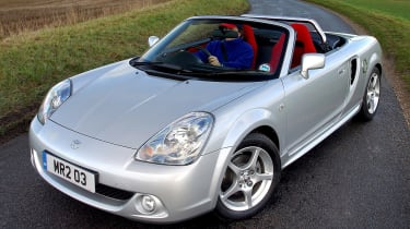 Best Japanese modern classics - Toyota MR2 Roadster
