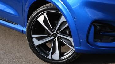 Ford Puma - wheel