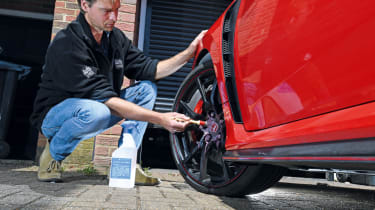 Car Product Awards - best wheel cleaner